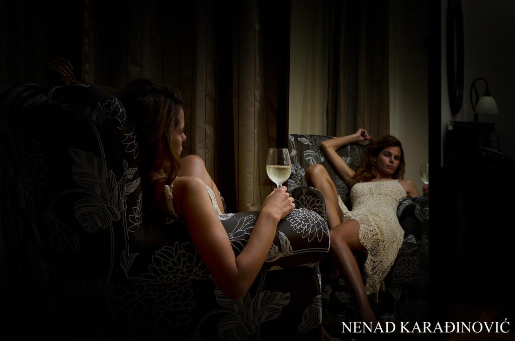 Nenad Karađinović i vina