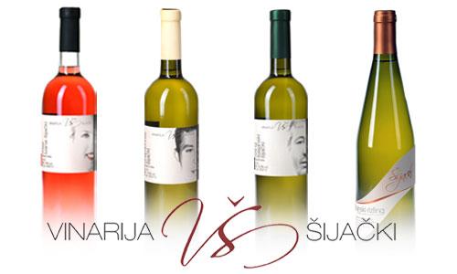 Vina vinarije Šijački