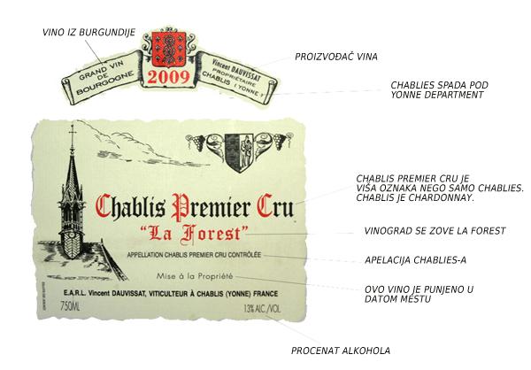 Vinska etiketa
