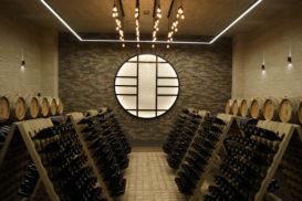 Vinski podrum vinarije Deurić