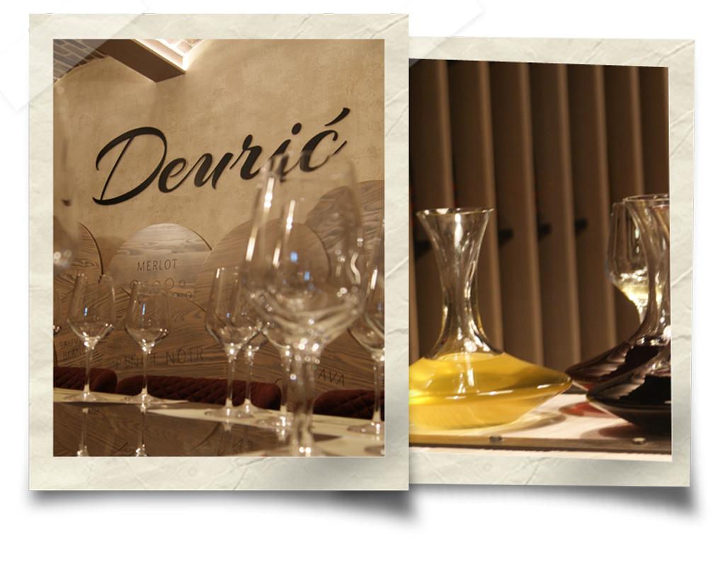 Vina iz novog barika vianrije Deurić