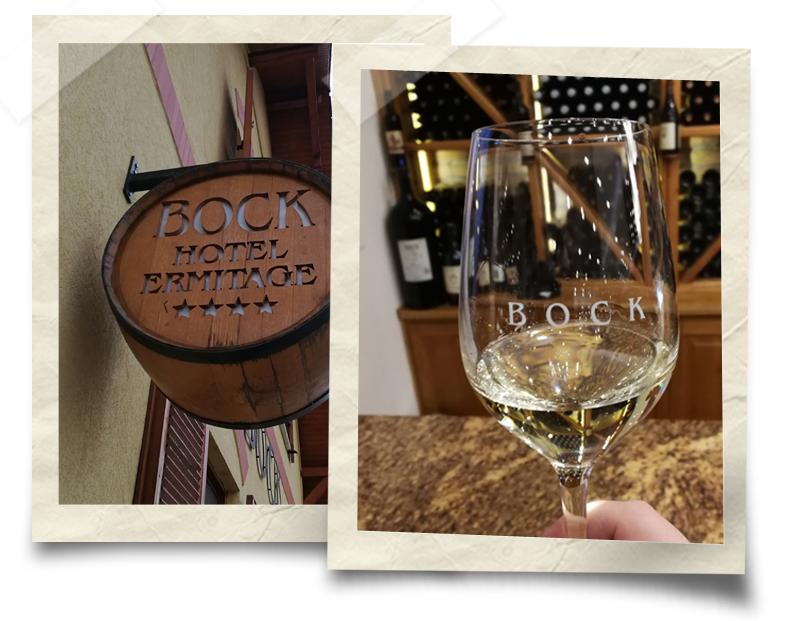 Bock vinarija Vilanj