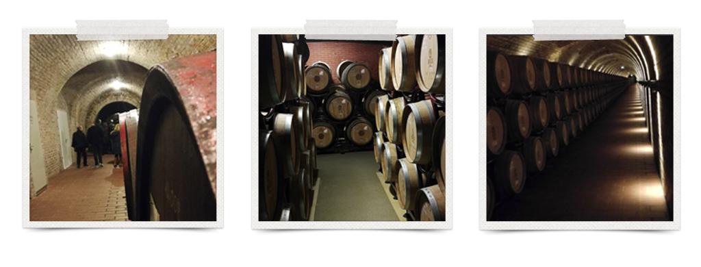 Vinski podrumi vinarije Bock, Vilanj