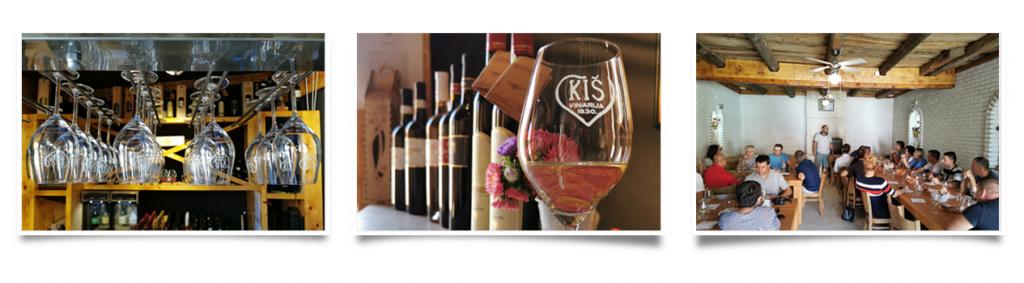 VInarija Kiš - karlovačka vinska tura