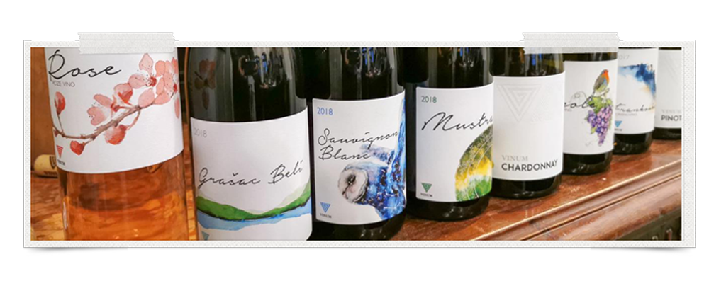 Vina vinarije Vinum