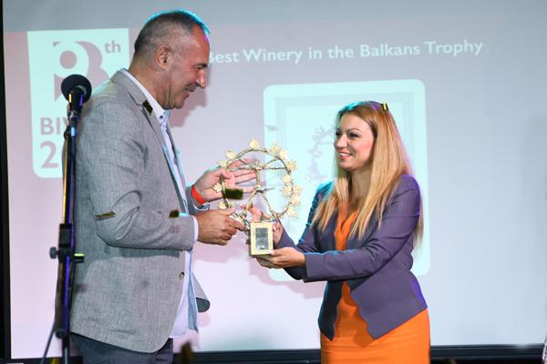 Trijumf najbolji na Balkanu
